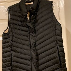 Talbots quilted  puffer jacket